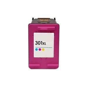 HP 301 XL (CH564EE ) color utángyártott tintapatron (nagykapacitású) 18 ml Prémium minőség