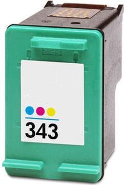 HP 343 (C8766EE) szines utángyártott tintapatron
