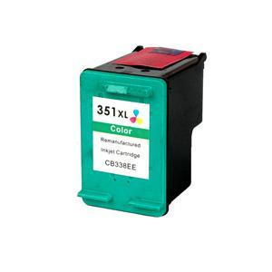 HP 351 XL utángyártott szines tintapatron  CB338A