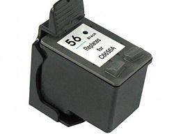 HP 6656 (56XL)  utángyártott tintapatron