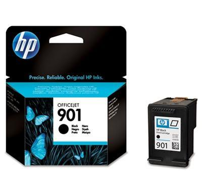 HP 901 fekete eredeti tintapatron (CC653AE)