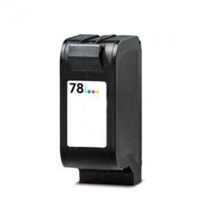 HP C6578 (78) szines utángyártott tintapatron