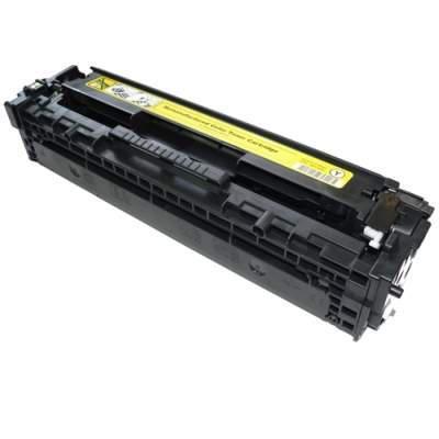HP  CB542A/CRG-716 Yellow (542A)utángyártott toner sárga