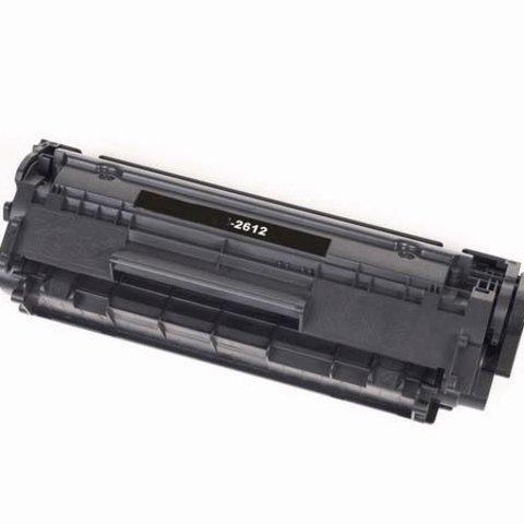 HP Q2612A/Canon FX-10/FX-9  utángyártott toner