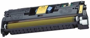 HP Q3962A sárga utángyártott toner