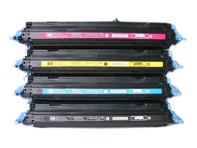 HP Q6000A/124A fekete utángyártott toner