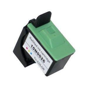 Lexmark 26  szines utángyártott tintapatron 10N0026