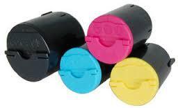 Samsung CLP-300  utángyártott  toner csomag 4 szín egy csomagban