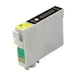 Epson T0711/891 fekete utángyártott  tintapatron v6.0 chipes  (ajánlat: multipackban olcsóbb)