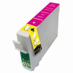 Epson T1283 magenta utángyártott tintapatron Prémium minőség