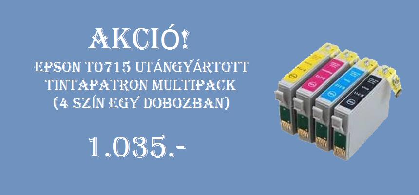 EPSON T0715 AKCIÓS