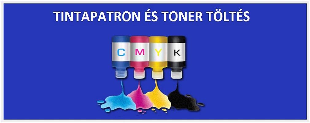 PATRON ÉS TONER