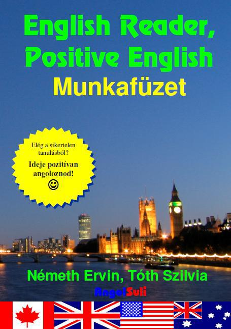 English Reader, Positive English Munkafüzet csoportos rendelés - 5db