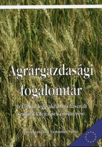 Agrárgazdasági fogalomtár