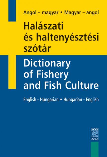 Halászati és haltenyésztési szótár