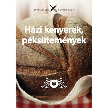 Házi kenyerek, péksütemények. Eredeti - Természetes - Házi