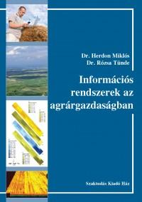 Információs rendszerek az agrárgazdaságban