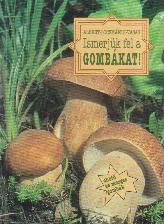 Ismerjük fel a gombákat