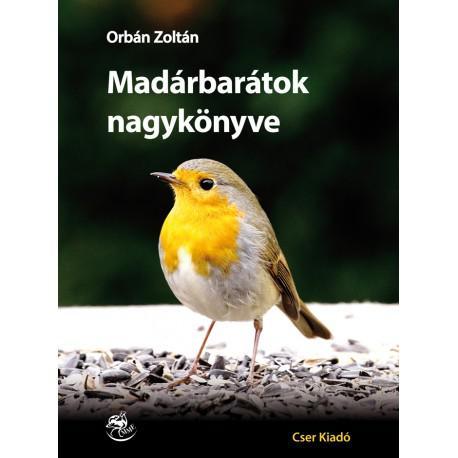Madárbarátok nagykönyve