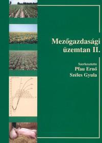 Mezőgazdasági üzemtan II.