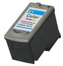 Canon CL-41 kompatibilis tintapatron SZÍNES cl41