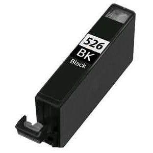 Canon CLI-526BK utángyártott tintapatron (FEKETE, cli526,CLI526Y, CLI 526, CL526)