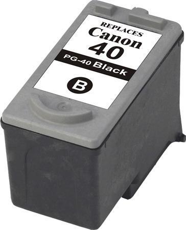 Canon PG-40 kompatibilis tintapatron FEKETE (pg40)