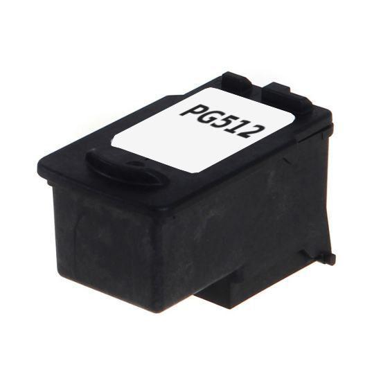 Canon PG-512 utángyártott tintapatron pg512 (Canon PG512) fekete