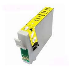 Epson-hoz T1284 sárga utángyártott tintapatron