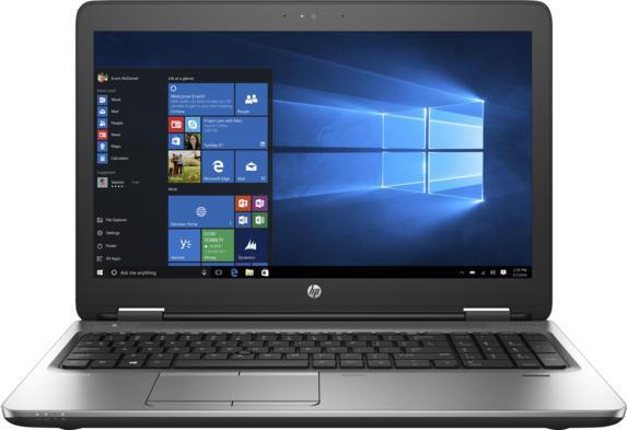 HP 655 felújított NoteBook