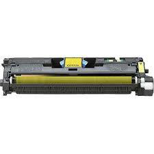 HP nyomtatókhoz Q3962A/C9702 Y (sárga)(122A) (Canon 701)