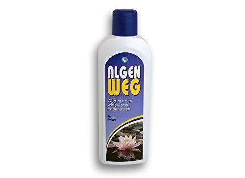 Algae Away Fonalas algák ellen 250 ml , 2500 l vízhez