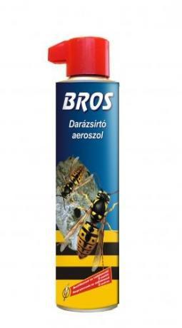 B337 Darázs és lódarázs irtó aerosol 300 ml