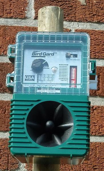 BirdGard Pro - Crows ( varjú ellen)