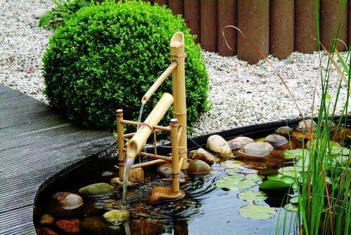 Csobogó Bamboo