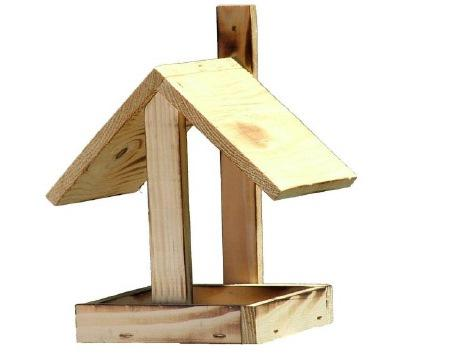 Egyszerű mini madáretető - 1015