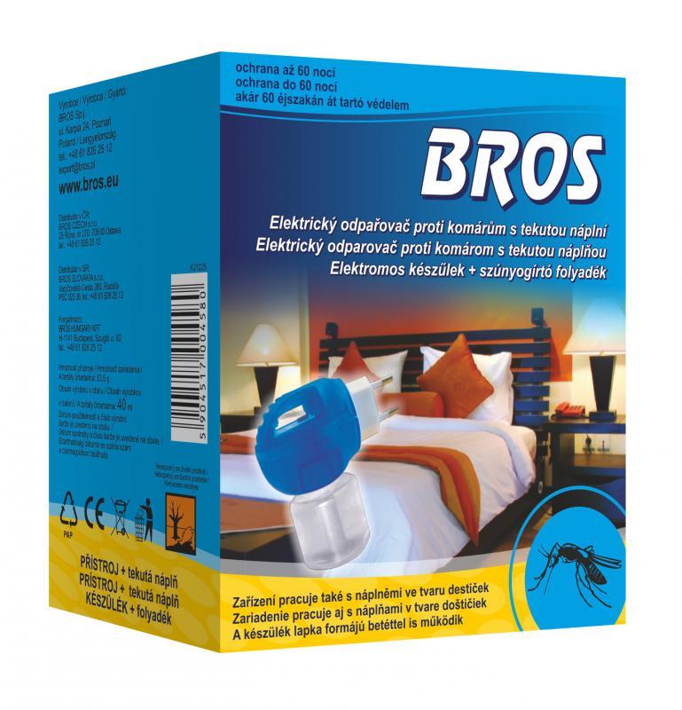 Elektromos szúnyog riasztó készülék+ folyadék