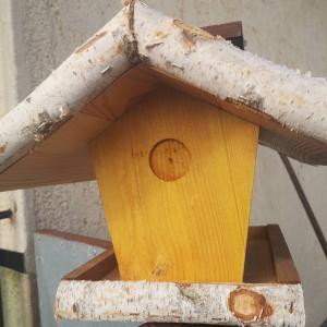 Önetetős madáretető - 1014-1