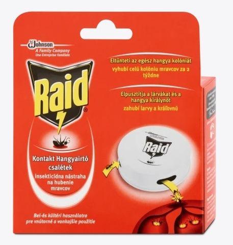 Hangyairtó csalétek RAID