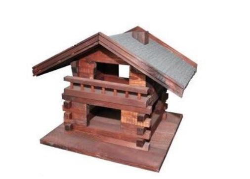 Házikó madáretető - 1080