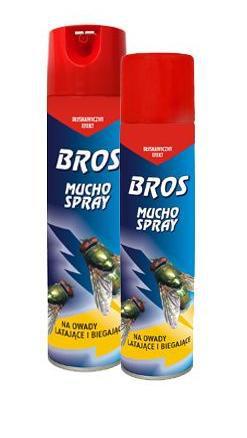 Légy és szúnyog irtó aerosol 250 ml