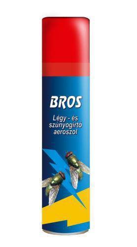 Légy és szúnyog irtó aerosol 400ml