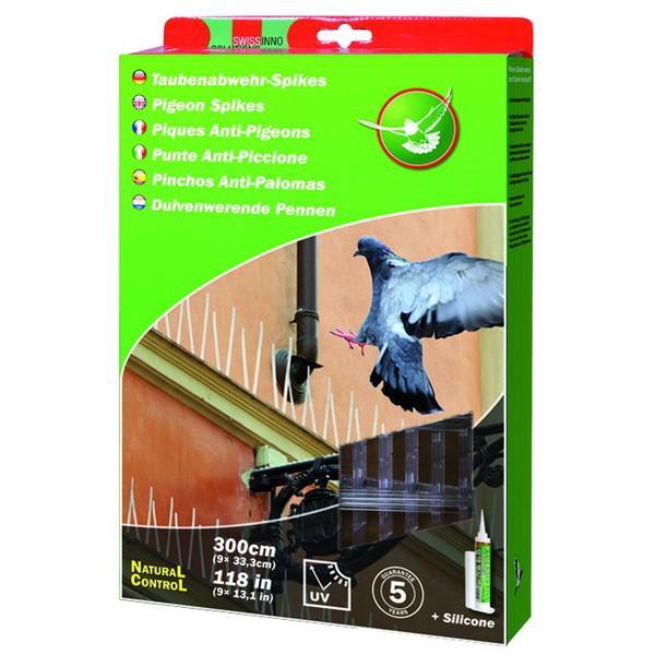 Natural Control madárriasztó tüske 300 cm + ragasztó