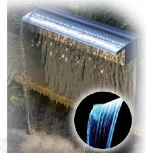 Niagara vízeséselem 30 cm, LED világítással