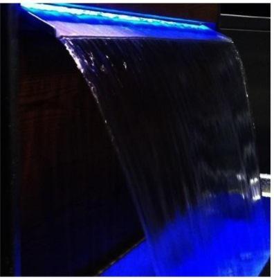 Niagara vízeséselem 60 cm, LED világítással