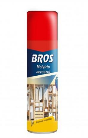 Ruhamoly elleni aeroszol 150 ml.