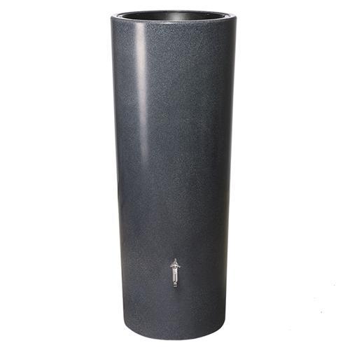 STONE 2in1 láva színű esővízgyűjtő, 350 L