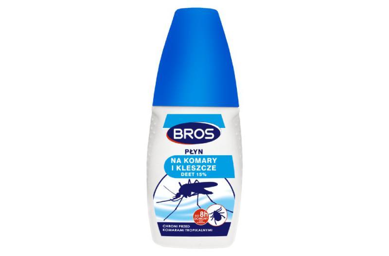 Szúnyog és kullancs riasztó pumpás aerosol 100 ml