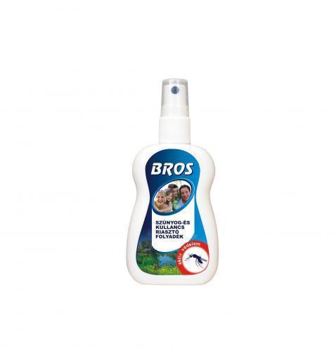 Szúnyog és kullancs riasztó pumpás aerosol 50 ml