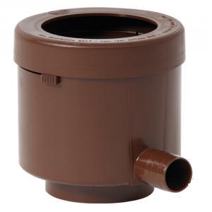 Ereszcsatorna szűrő DeLuxe barna